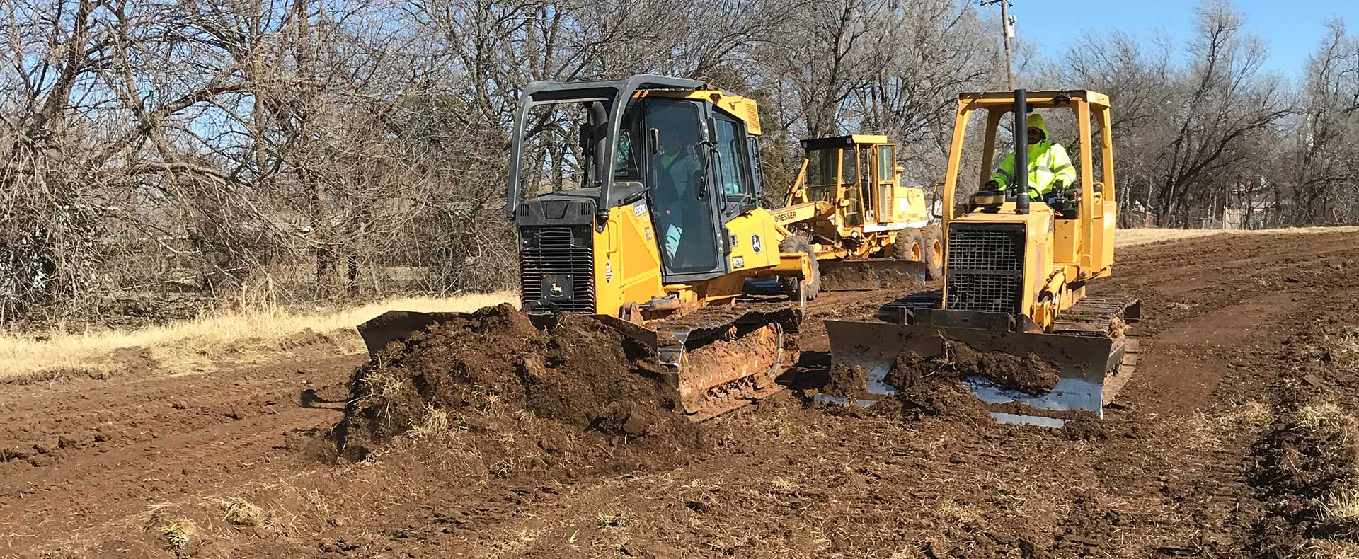 Excavating Contractors: Who They Are and What They Do