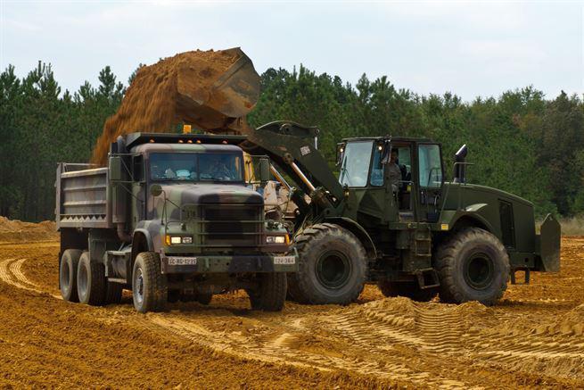 dirt hauling