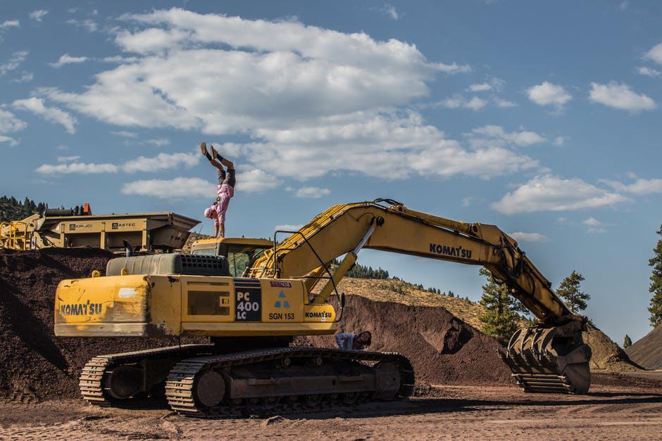 land grading equipment