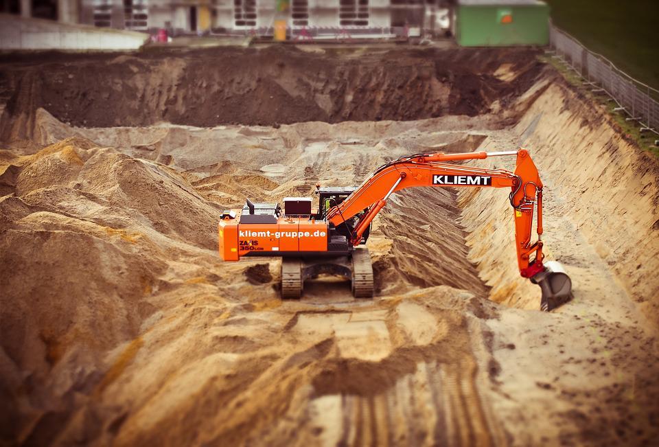 site land grading